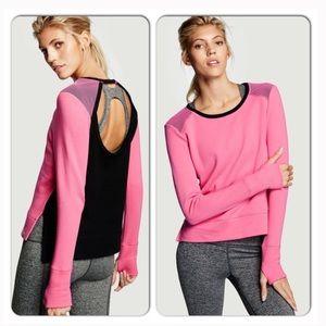 Victoria's Secret Sport Open Back Pullover